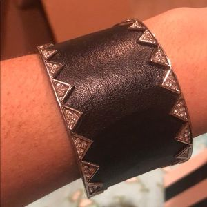 House of Harlow wrap bracelet